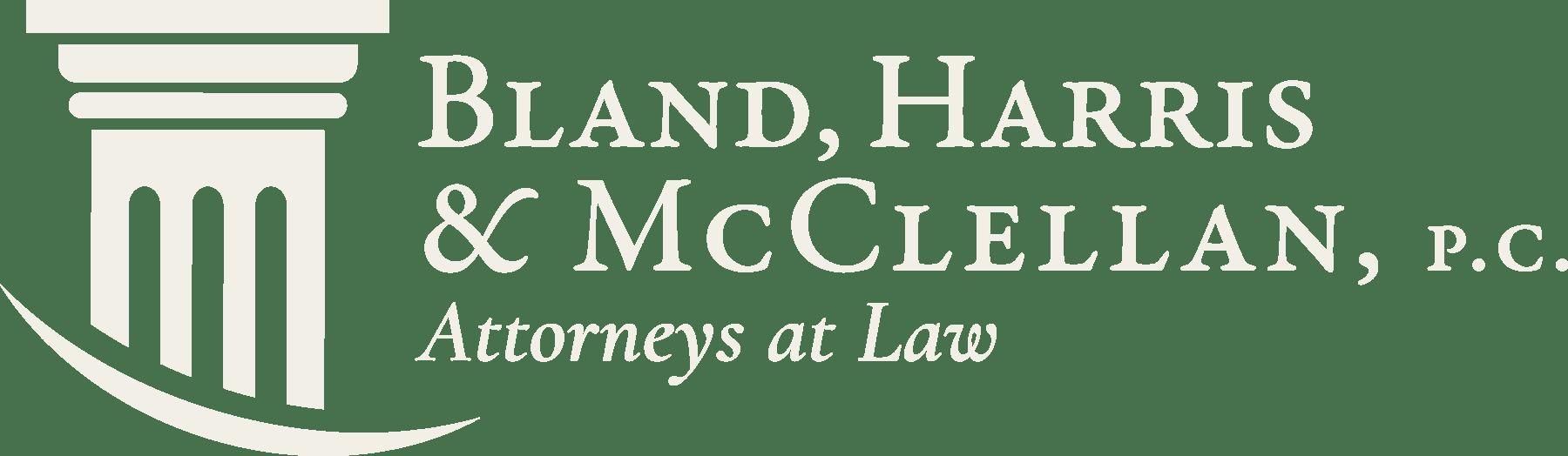 Bland, Harris, & McClellan, P.C.